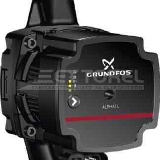 Tsirkulatsioonipump GRUNDFOS ALPHA 1L 25-60 180mm ettorel.ee