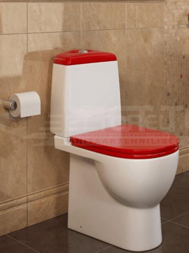 Keraamiline WC pott RED ettorel.ee