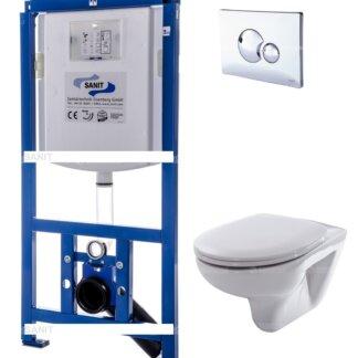 Seina WC komplekt Sanit ettorel.ee